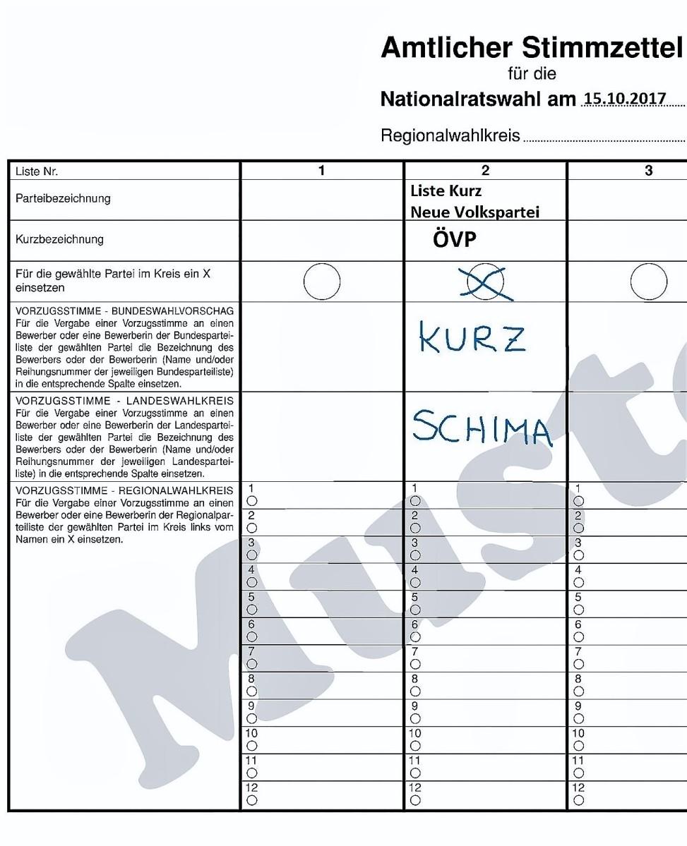 Atemberaubend Abstimmung Stimmzettel Vorlage Bilder - Entry Level ...